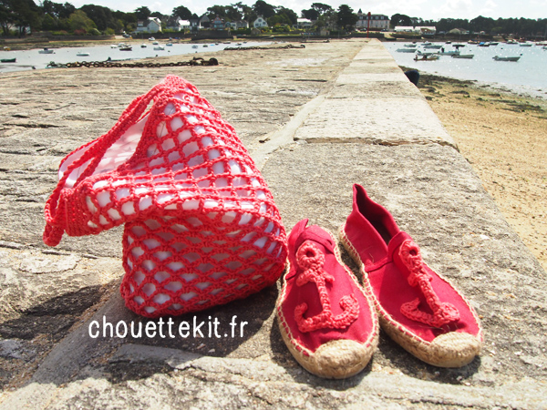 Réalisations possibles Chouette Kit 5 Cap ferret