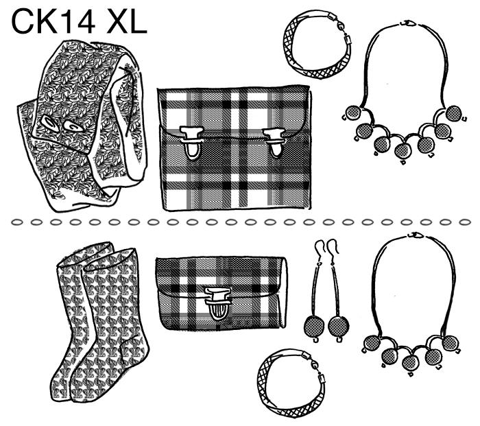 rea exemple CK14 XL