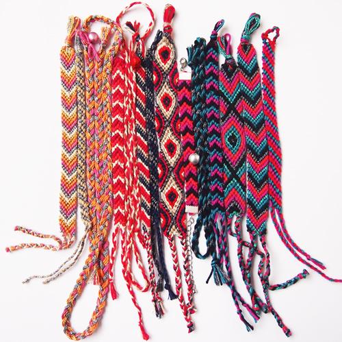 kit pour faire des bracelet bresilien
