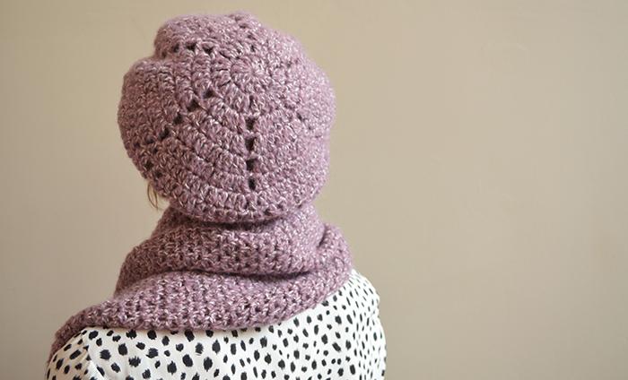 vio beret rose