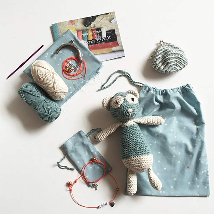 Chouette kit parade taille 1