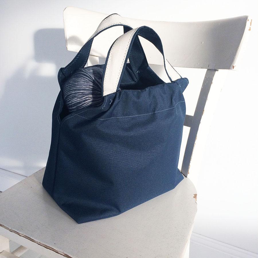 sac Dinah bleu 900