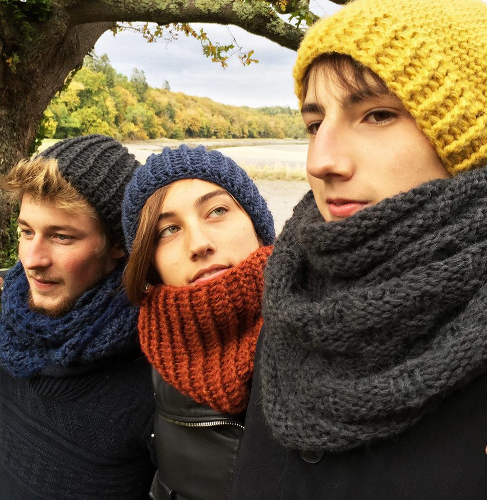 Kit LoveMeDoux – crochet et tricot –