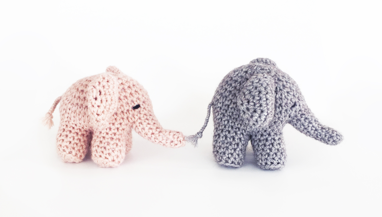 Amigurumi Elephant - FREE Crochet Pattern / Tutorial | Crochet ... | 1390x2448