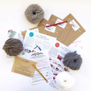 kit starter pour apprendre le crochet - Débutant