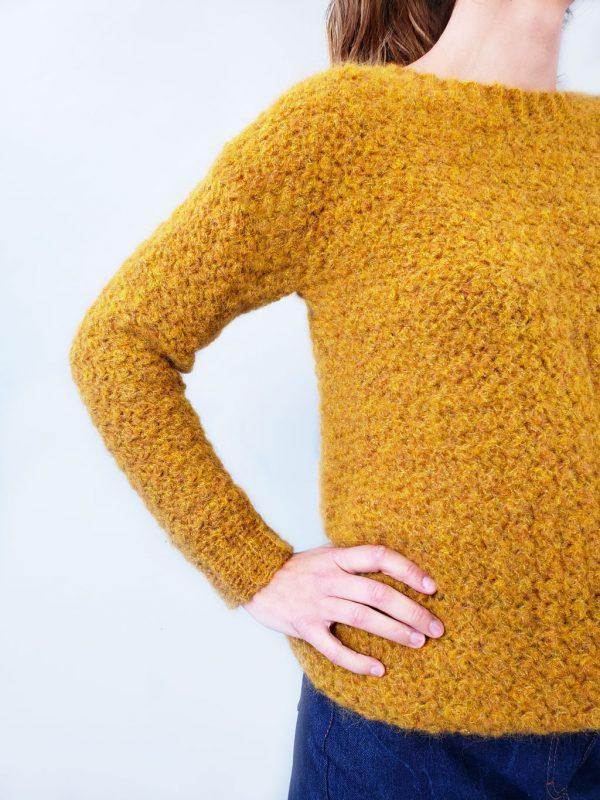 pul texture crochet