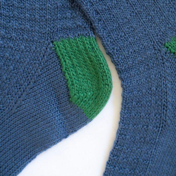 kit tricot chaussettes